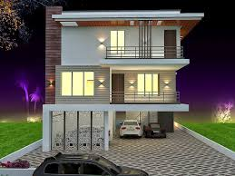 Other Images Like This! this is the related images of Triplex Home Designs