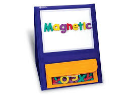 Double Sided Magnetic Tabletop Pocket Chart