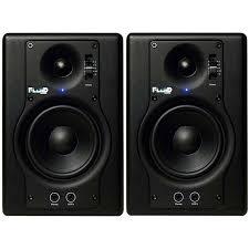 Купить <b>Монитор</b> для студии звукозаписи <b>Fluid</b> Audio F4 в Москве ...