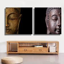 Buddha Head Decor Online Get Cheap Head Wall Art Aliexpresscom Alibaba Group