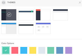 Browser Themes Set Theme For App In Browser Mode Zoho Creator Help