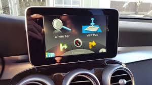 Mercedes Benz GLC / C Class Audio 20 Navigation Retrofit - YouTube