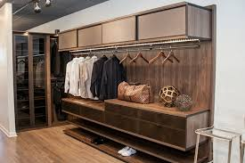 the event which lasted from 6 9 p m allowed guests to view the various high end closet displays and organizers