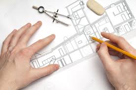 architecture blueprint tools stock photo picture and royalty architecture blueprint tools stock photo 5118786