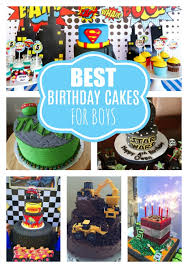 29 Awesome Birthday Cakes For Boys Pretty My Party Party Ideas