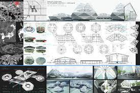 Институт архитектуры и дизайна Новости Диплом второй степени МООСАО за проект Жилой комплекс на Крайнем Севере в г