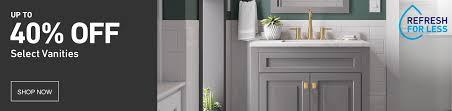 Bathroom vanity design White Home Depot Bathroom Vanities Vanity Tops