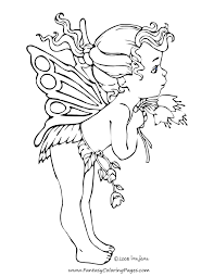 Free Printable Fairy Coloring Pages For Kids Bitsliceme