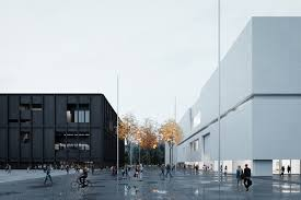 thomas phifer design a museum and a theater for warsaw