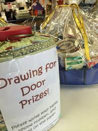 Door Prize Drawing Machine Quiltin By Iva Oh The