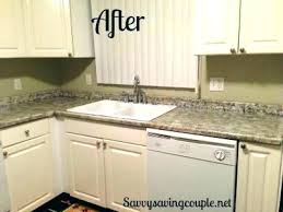 how to paint kitchen countertops concrete how to spray paint laminate kitchen countertops