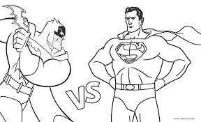 For kids & adults you can print superman or color online. Free Printable Batman Coloring Pages For Kids