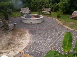 flagstone patio with fire pit. Gallery Of Round Patio And New Ideas Flagstone With Stone Fireplace Pictures Photos Fire Pit