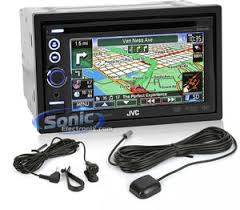 jvc kw nt1 double din in dash dvd player & gps navigation touchscreen JVC Car Stereo Touch Screen at Jvc Kw Nt3hdt Wiring Diagram