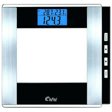 weight watchers scale bathroom reviews