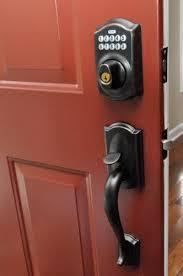 schlage front door locksFront Door Keypads Schlage vs Kwikset  One Project Closer