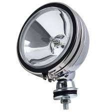 pilot automotive driving fog light nv 802c navigator 6 round off road light w cover clear