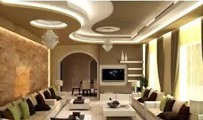 attractive gypsum ceiling designs living room false design with work rh pcsdtalk com