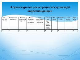 Документоведение и документационное обеспечение управления  5