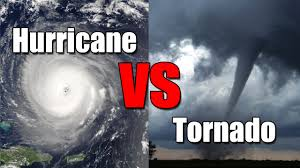 Venn Diagram Comparing Tornadoes And Hurricanes Hurricane Vs Tornado Whats The Difference Youtube