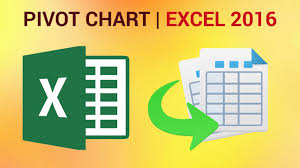 How To Create A Pivot Chart In Excel 2016