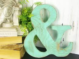 smartness ampersand wall decor designing inspiration wooden sign gallery and symbol typography zoom metal personalized