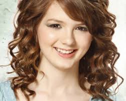 cute hairstyles for curly thick hair um length