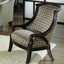 chairs burn armchair ian mankin throughout bed chair pillow contemporary upholstered barrel back exposed wood frame