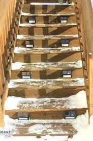 stairway led lighting. Outdoor Stairway Led Lighting
