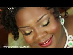 princess tiana makeup tutorial