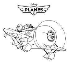 Leuk Voor Kids Disney Planes Kleurplaten