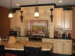 tuscan kitchen lighting. tuscan kitchen remodel two color cabinets and granites with hand lighting o