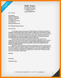 7 Retail Management Cover Letters Activo Holidays
