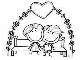 Kleurplaat Opa En Oma 45 Jaar Getrouwd Hochzeit Kleurplatenlcom