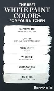 best off white paint color choosing white paint color for kitchen cabinets colors best perfect kitchens