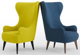 Looking for a reading chair? This Bodil high back chair at Made could be  just the thing. Ideal for a cheeky snooze too.