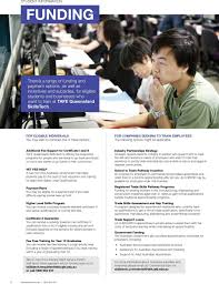 additional fee support for certificate i and ii tafe queensland skillstech is offering fee supported programs