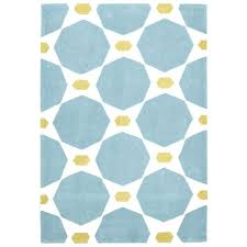 network rugs hive blue yellow rug and for kitchen
