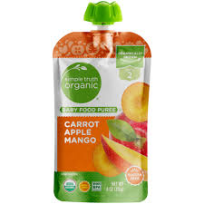 Simple Truth Organic™ Carrot Apple Mango Stage 2 ... - Pick 'n Save