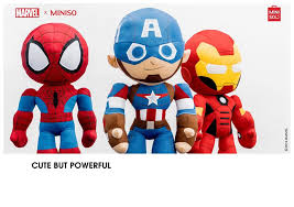 miniso singapore launches exclusive marvel merch later this week we want to everything
