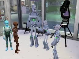Sims 4 Servo
