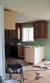 Ikea Akurum Kitchen Cabinets Attaching Ikea Doors Panels Madness Method