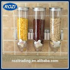 dry food dispenser syntheventco dry food dispenser wall mounted dry food dispenser topping triple container dispenser