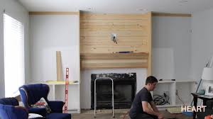 diy built ins part 1 withheart