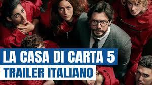 La casa di carta 5 - Trailer italiano - YouTube
