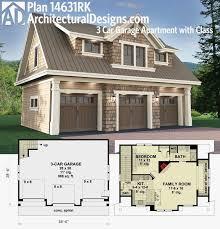 carriage house plans 3 car garage fresh 30 best garage and carriage house plans images on