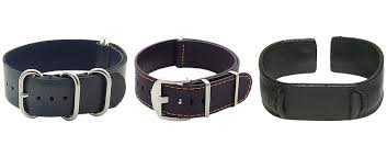 best leather cuff watch bands