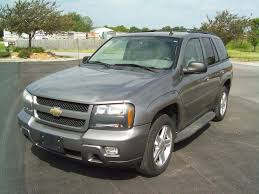 2008 Used Chevrolet Trailblazer 4WD 4dr LT w/1LT at L & L Auto ...