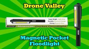 Magnetic Pocket Light Cob Magnetic Pocket Floodlight The Last Light You Ll Ever Need
