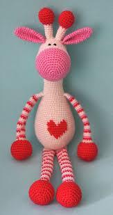 Crochet Giraffe Pattern Unique Hearty Giraffe Amigurumi Pattern Amigurumi Today